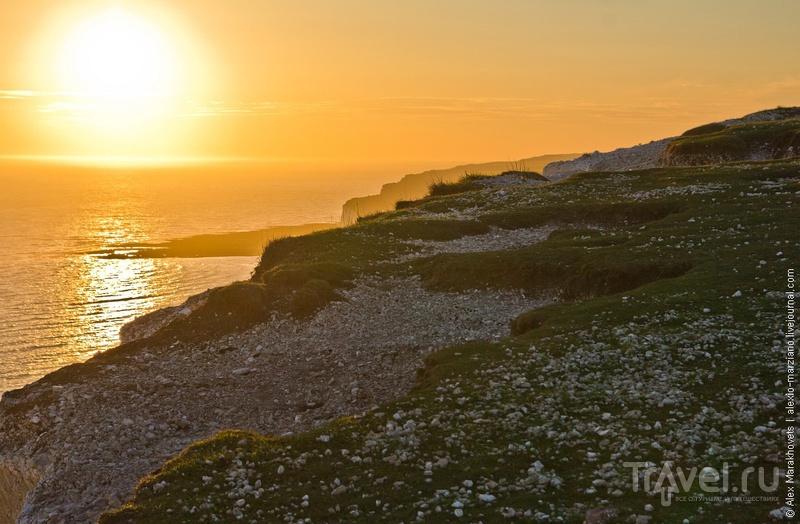 Seven Sisters: разбежавшись, прыгну со скалы... / Фото из Великобритании