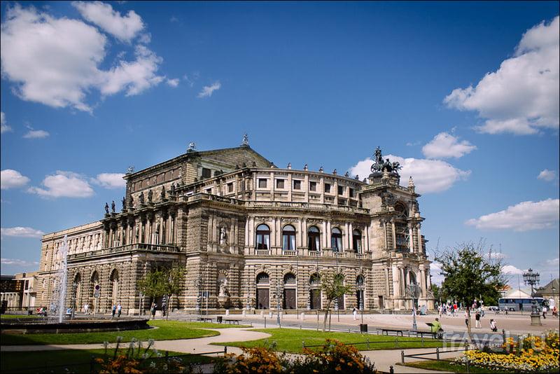 Скучный Дрезден / Германия