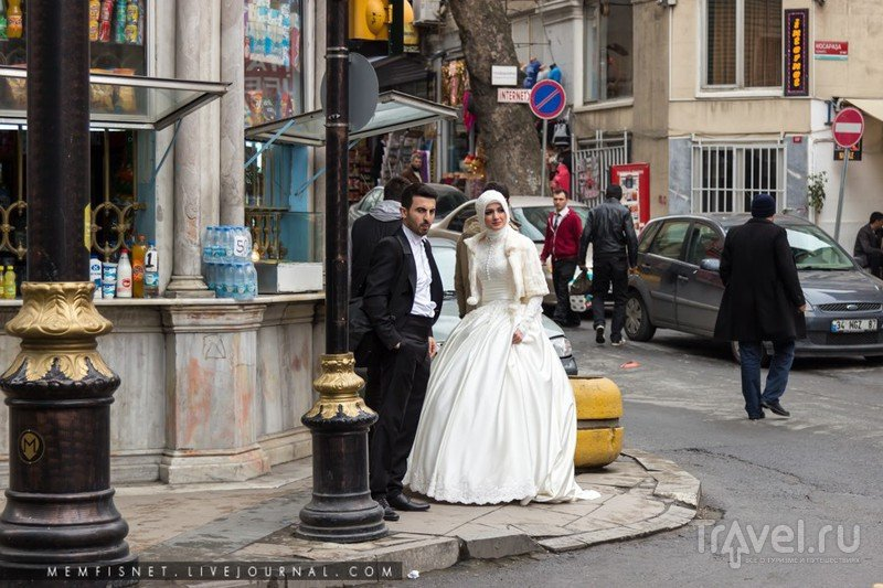 Стамбул в начале марта / Турция