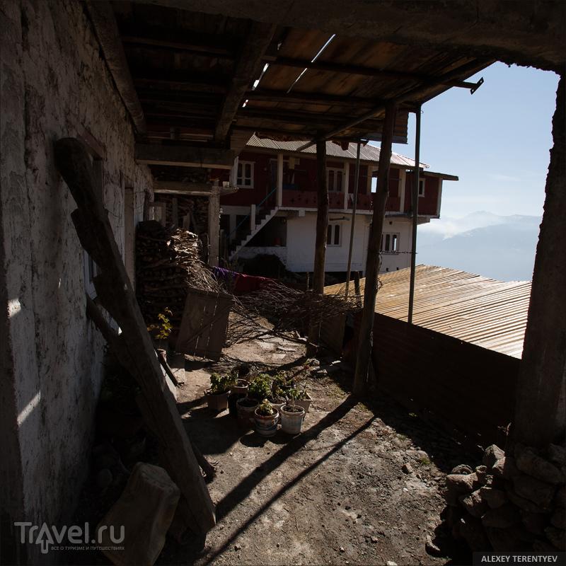 Женский монастырь Таванг / Индия