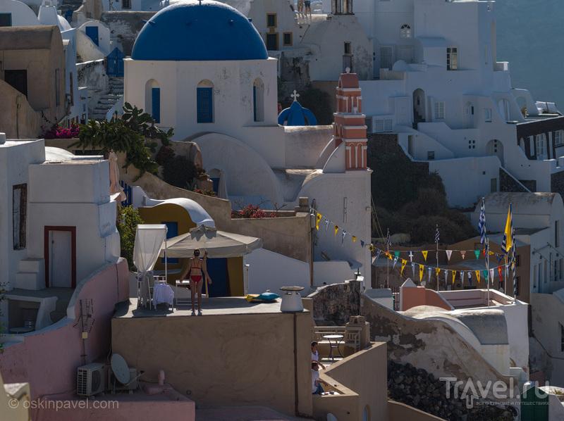 Там, где кончается мир, начинается Свет... / Греция