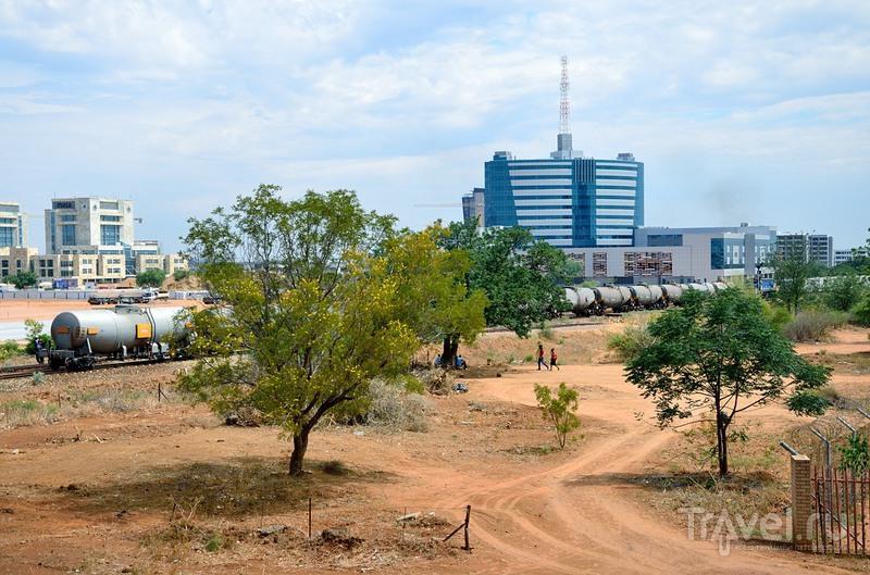 Южноафриканское сафари. Столица Ботсваны - Габороне / Ботсвана