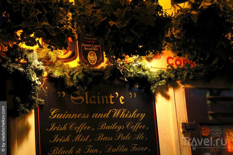 Кусочек Ирландии в Вене - Bockshorn Irish Pub / Австрия