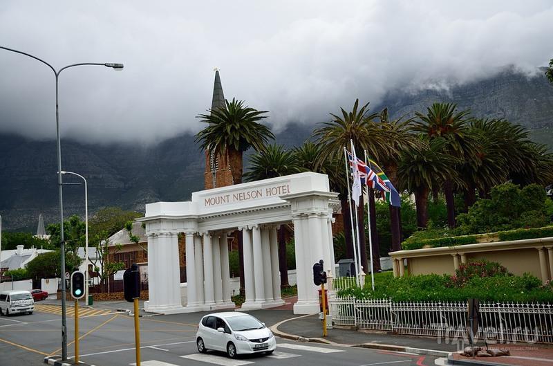 Южноафриканское сафари. По Кейптауну на красном автобусе / Фото из ЮАР
