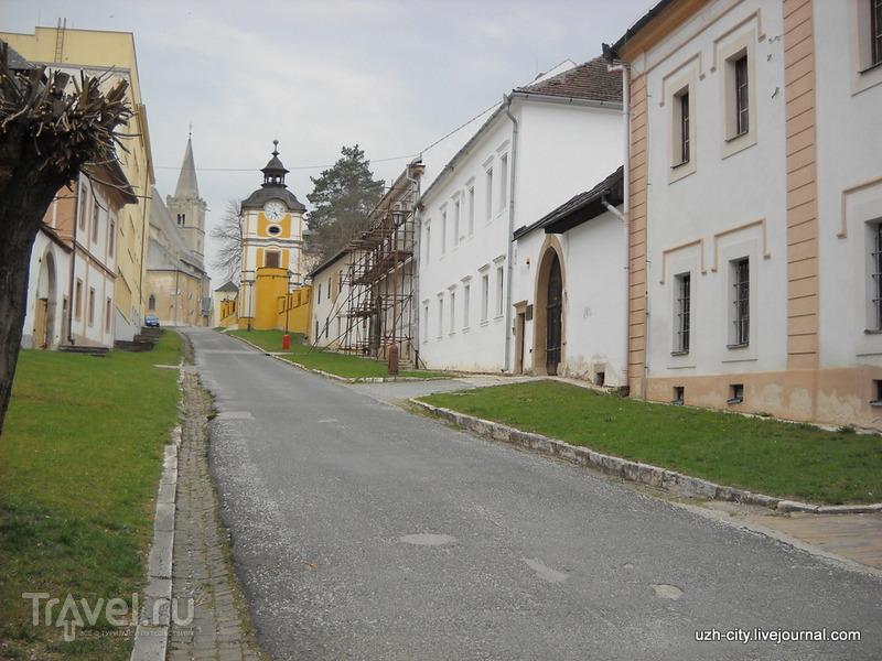 Спишска Капитула в Словакии / Словакия