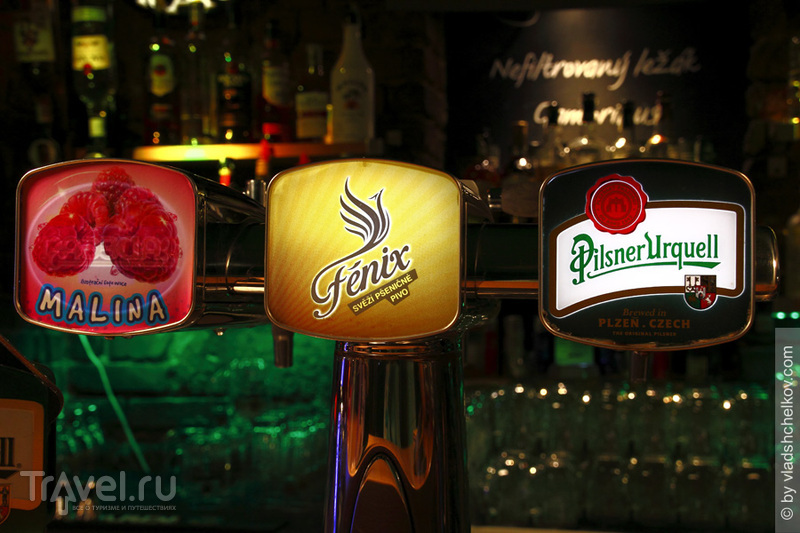 The PUB - The Pilsener Unique Bar / Чехия