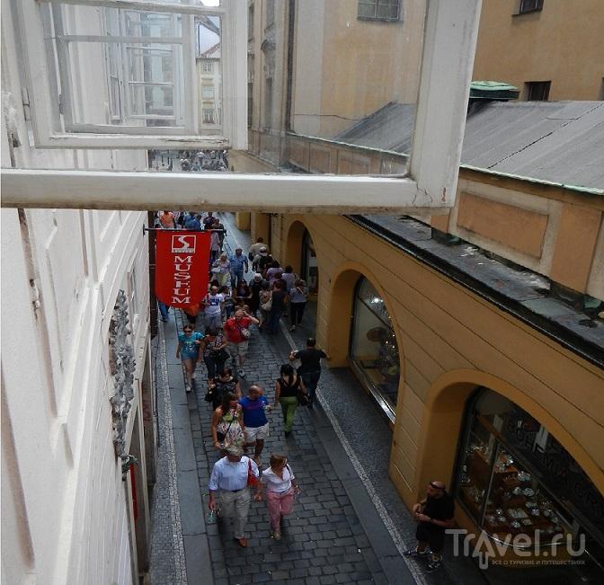 Прага. Музей секс-машин / Чехия
