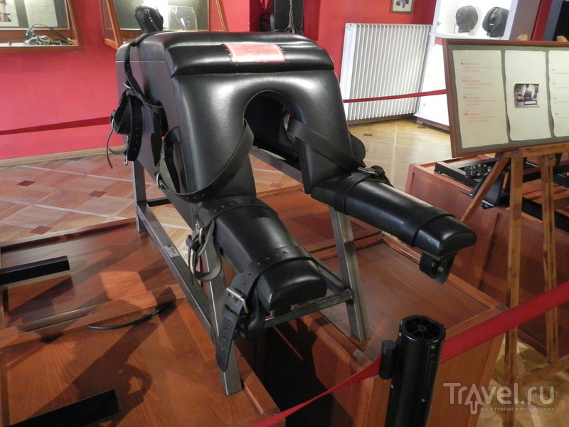 Прага музей секси машин