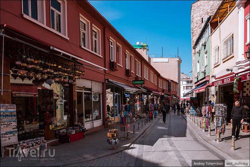 Стамбул. Уличные зарисовки / Турция