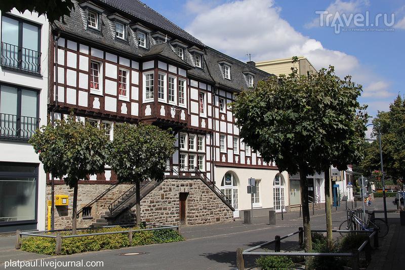 Шляйден (Schleiden) - городок в Айфеле / Германия