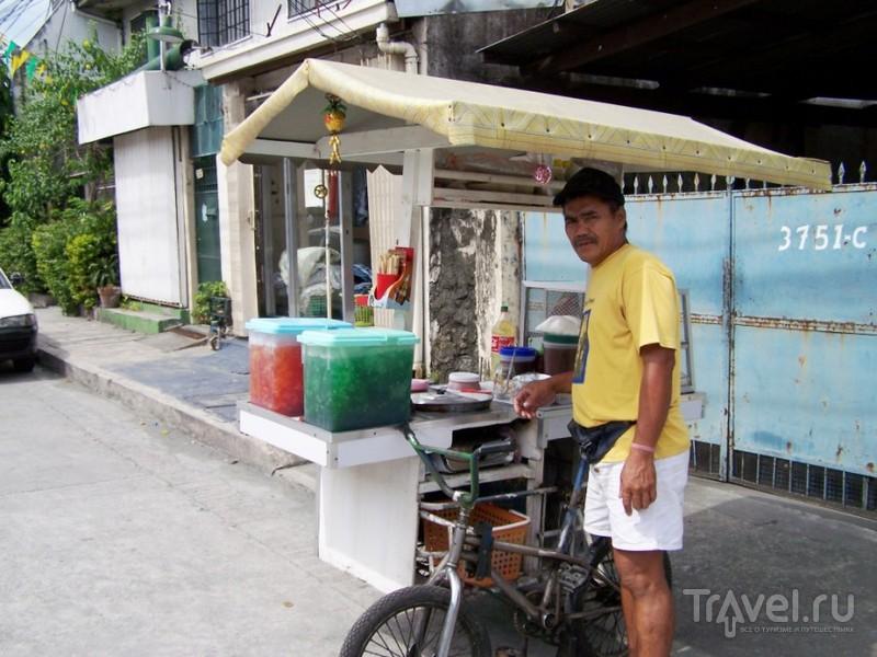 Бытовые зарисовки из Манилы / Филиппины