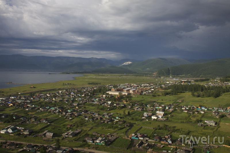 На майские на Байкал