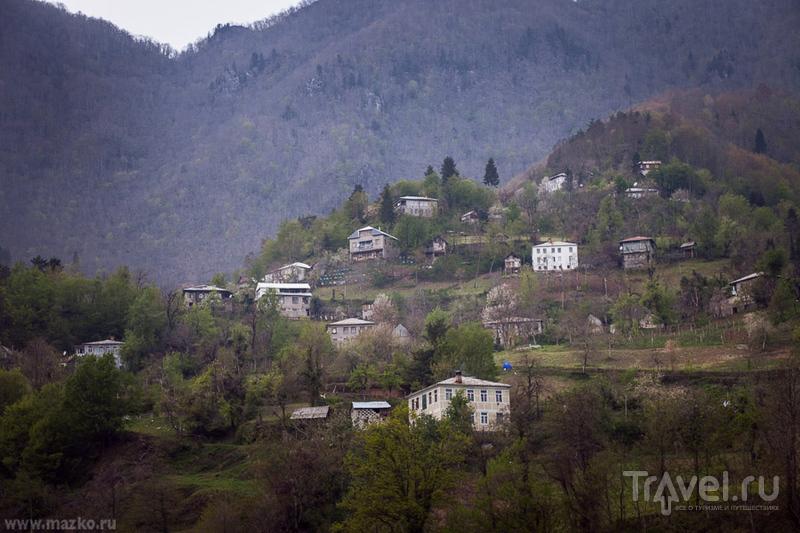 По дорогам горной Аджарии / Грузия