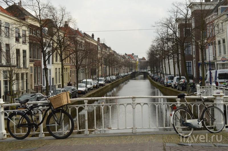 Весеннее настроение. Прогулка по Делфту / Нидерланды