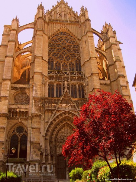 Бове: пряничный городок / Франция