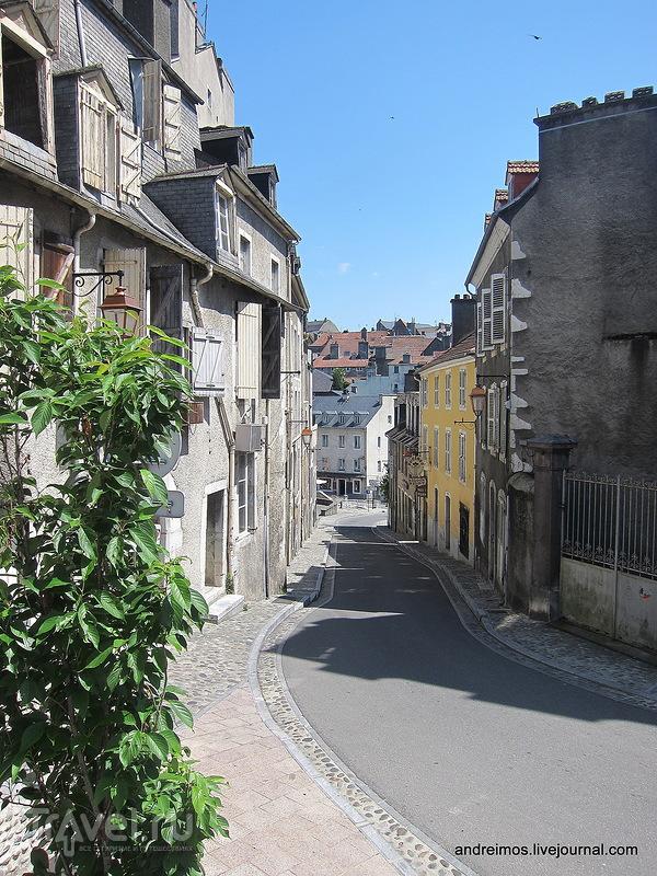 Улица Фонтэн (Rue de la Fontaine) / Фото из Франции