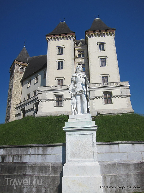 Гастон III де Фуа (Gaston III Fébus) / Фото из Франции