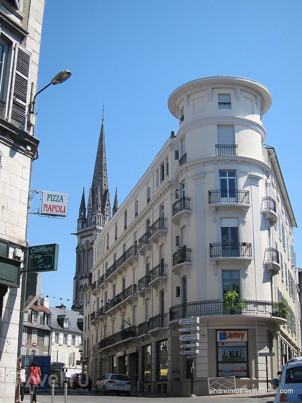 Улица Гасьон (Rue Gassion) / Фото из Франции