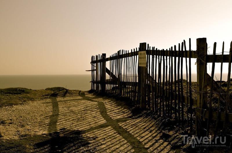 Мыс Бичи-Хед и скала самоубийц / Фото из Великобритании
