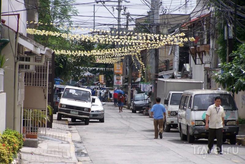 Бытовые зарисовки в Маниле / Филиппины