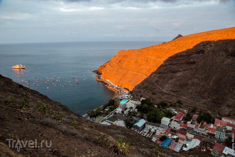 Остров Святой Елены / Фото с острова Святой Елены
