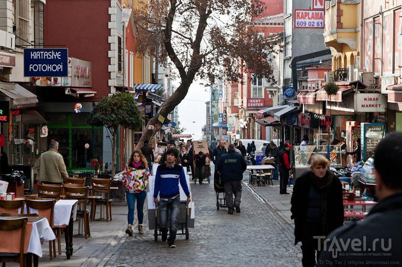 Город между Азией и Европой / Фото из Турции
