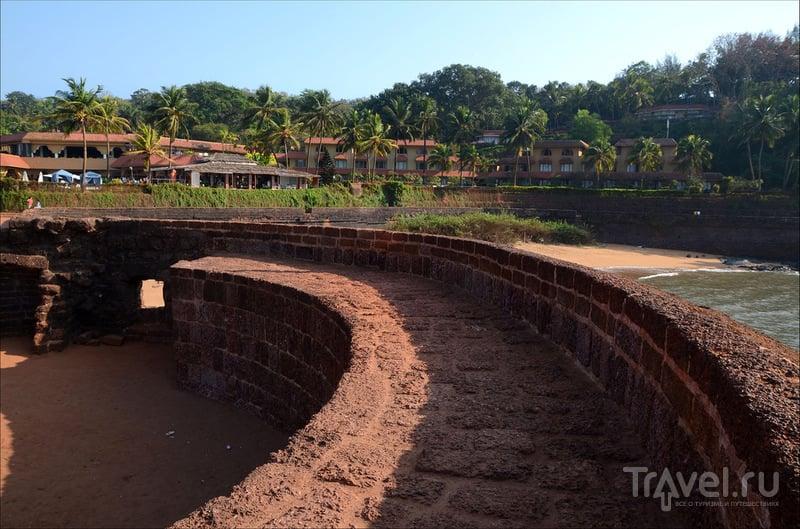 Северный Гоа. Кандолим. Форт Агуада / Индия