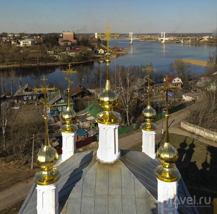 Город Кимры, Тверская область / Россия