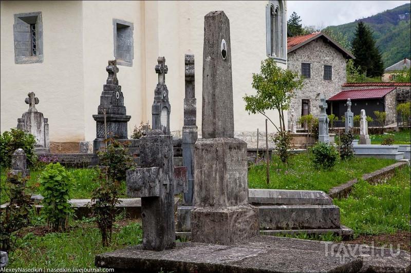 Монастырь Морача / Фото из Черногории
