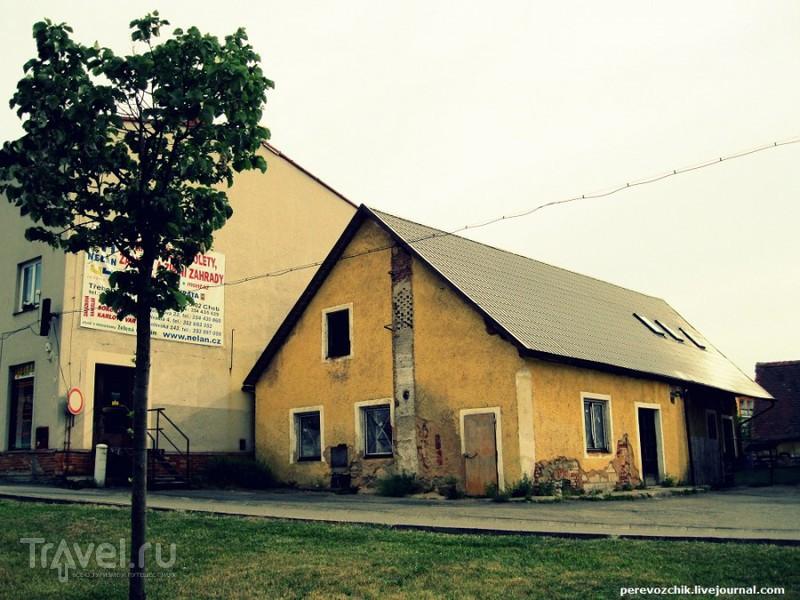 Ходова Плана: деревушка чешских пивоваров / Чехия