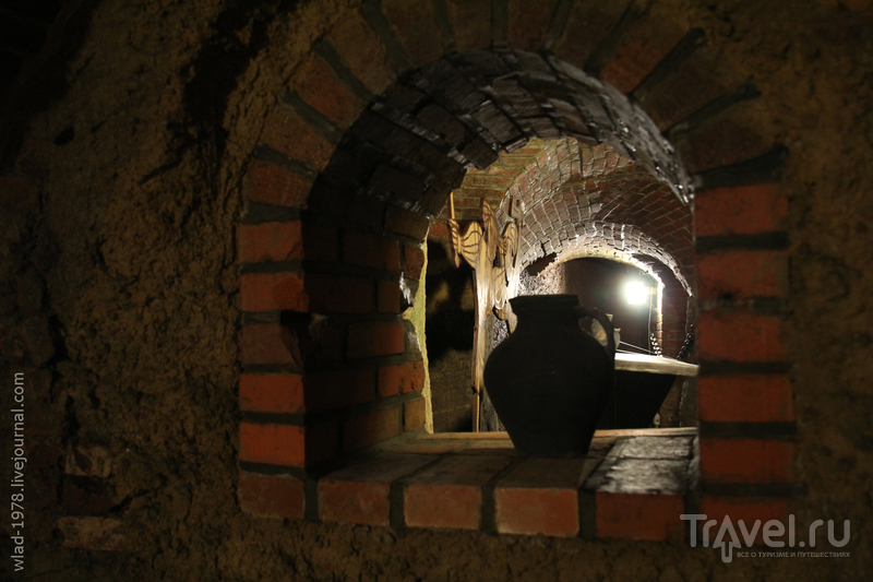 Плзеньское историческое подземелье / Чехия