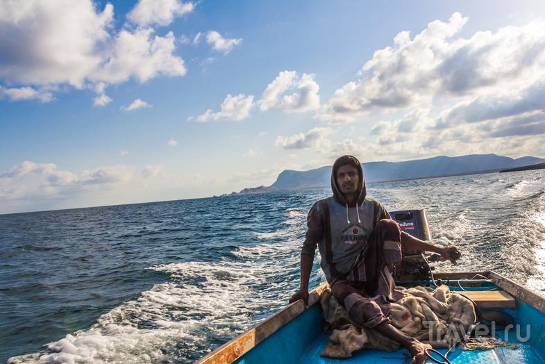Сокотра. Бухты Детвах и Шуаб / Йемен