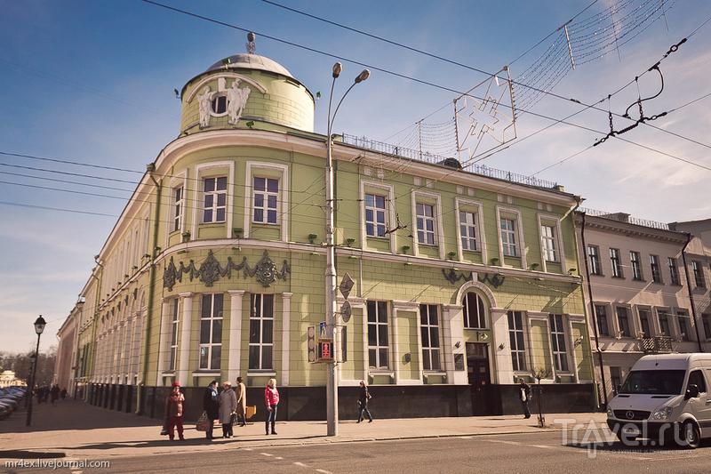 Гомель имени Ленина / Фото из Белоруссии