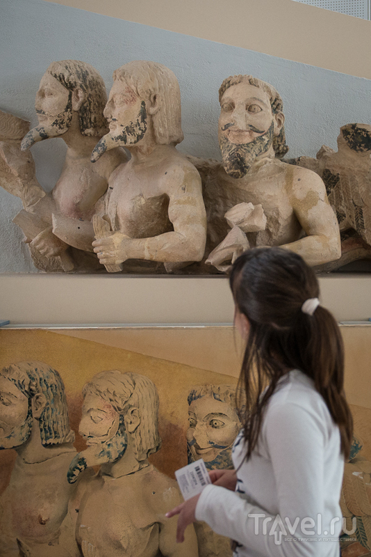 Акрополь - сердце Афин / Греция