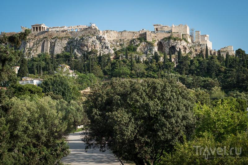 Плака - душа Афин / Греция