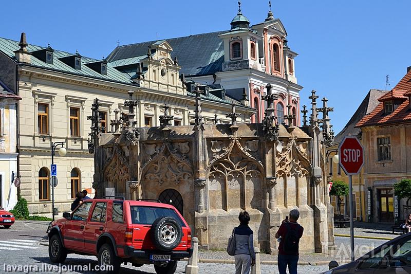 Чешски Крумлов и Кутна Гора – рецепты по привлечению массового туризма / Чехия