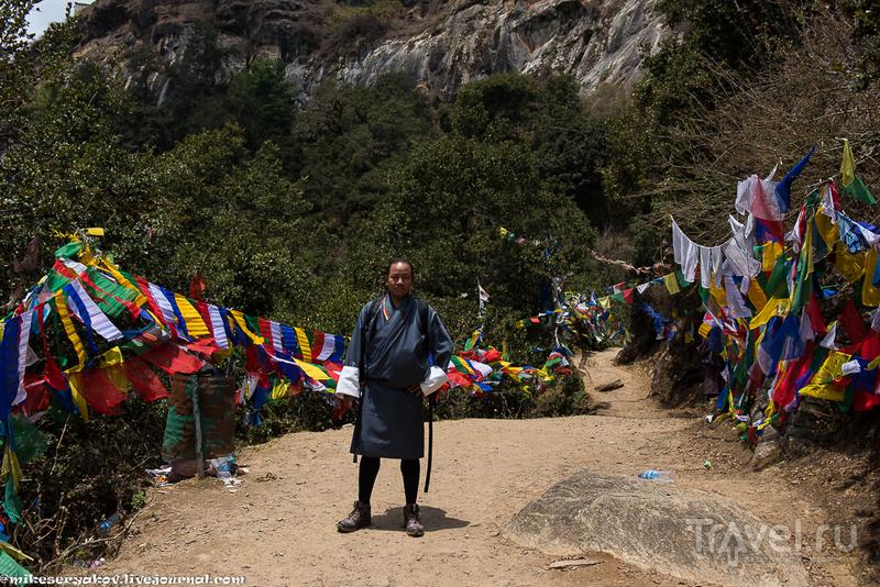 Визитная карточка Бутана / Фото из Бутана