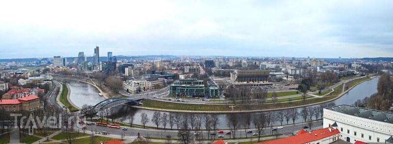 Современный Вильнюс / Литва
