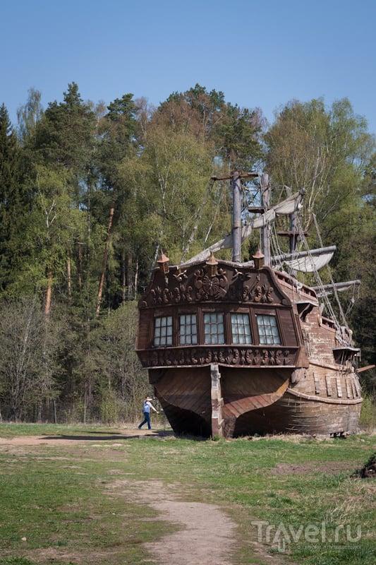 Киногород в Середниково / Россия