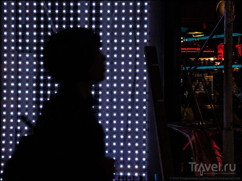 Токио. Энергия ночного города / Япония