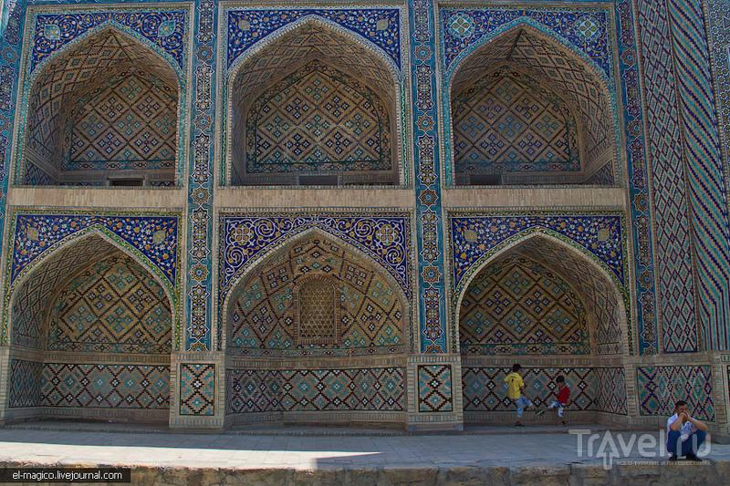 Волшебная Бухара - город, который умеет в себя влюблять с первого взгляда / Фото из Узбекистана