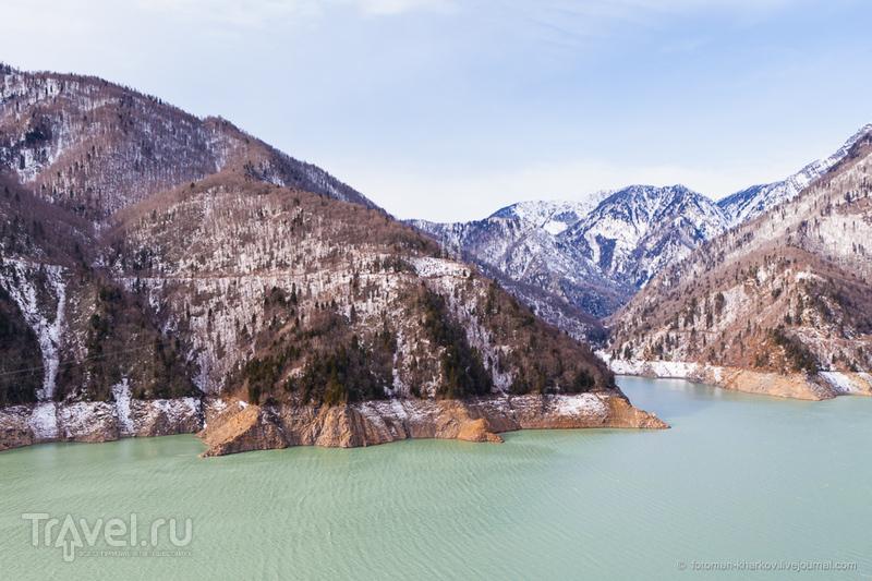 Грузия. Путь из Сванетии в Кутаиси / Грузия