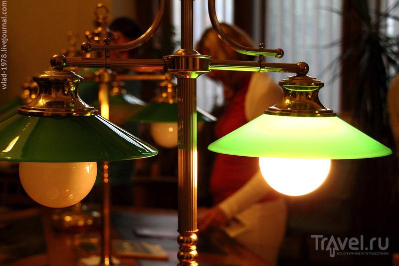 Чешская ночь музеев 2011 - библиотека Западо-Чешского музея, Пльзень / Чехия