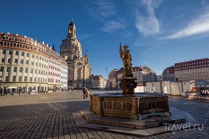 Дрезден: воплощенная мечта / Германия