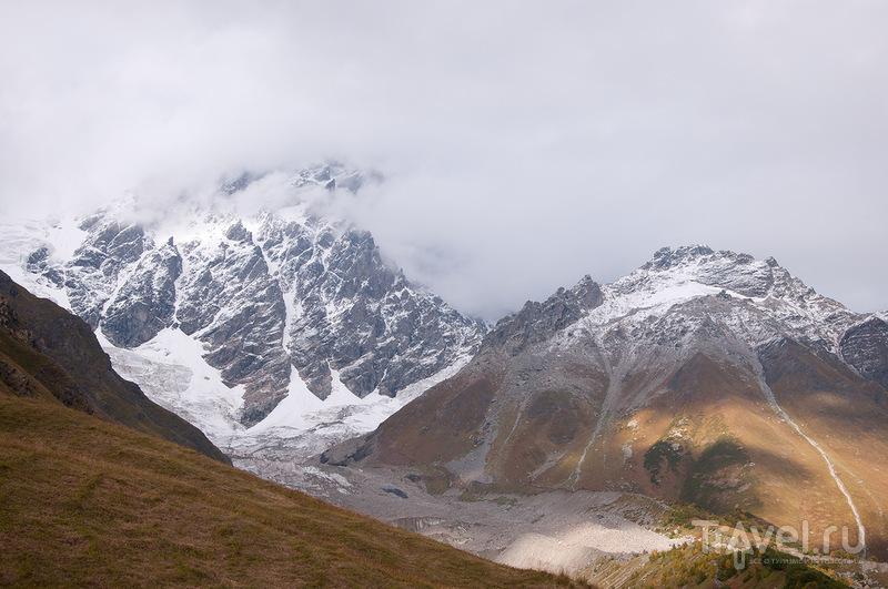 Экспедиция в Грузию. Село Ушгули в Верхней Сванетии / Грузия