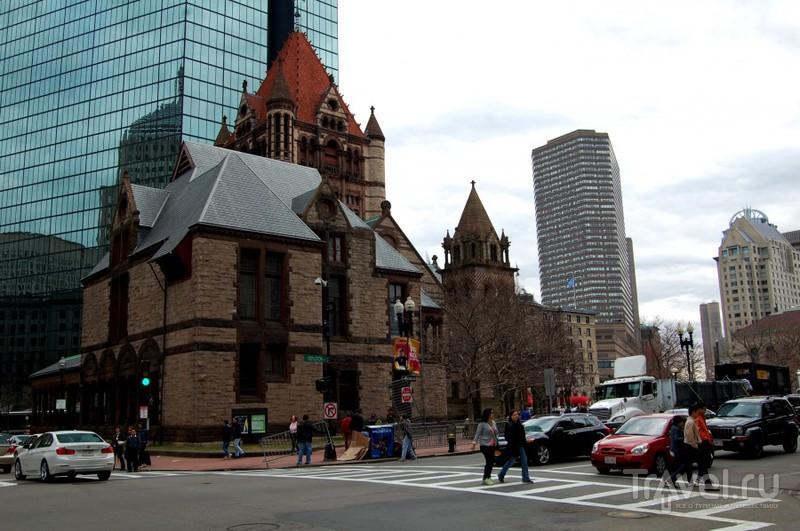 Города США: Бостон / США