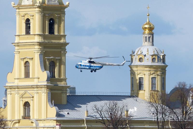 В Питере весна / Россия