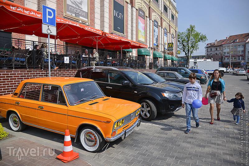 Калининград - самый европейский город России / Фото из России