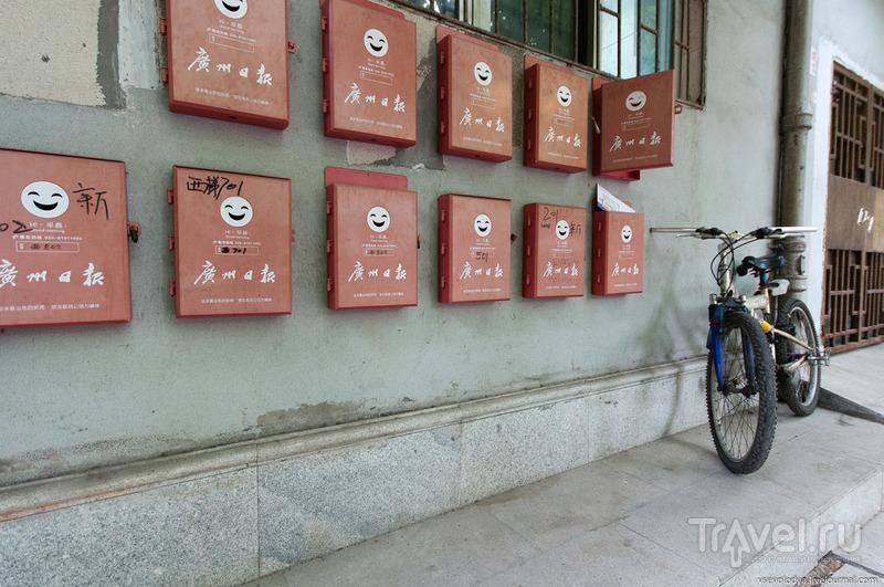 Нетуристический Гуанчжоу / Китай