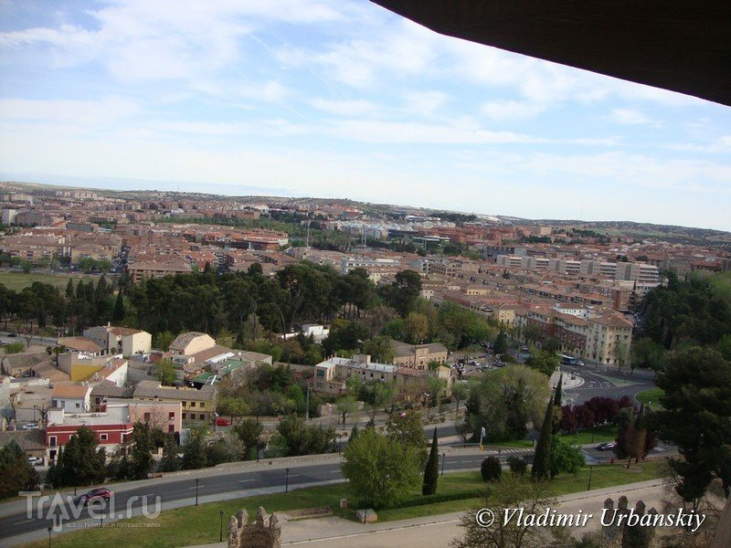 Как проникнуть за крепостные стены Толедо / Испания